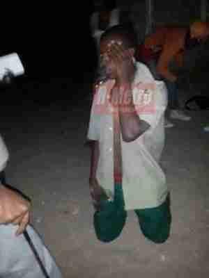 Zimbabwean Soldier Steals Prostitute